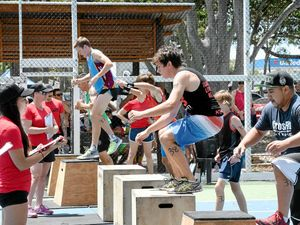 Wicked workouts await Crossfit competitors