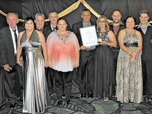 Glitz and glam at Richmond Valley Business Excellence Awards