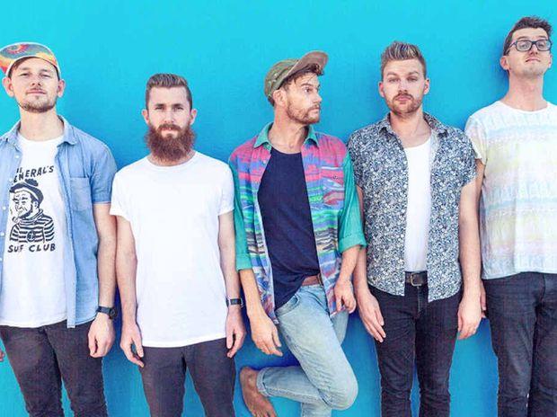 IN TUNE: Sunshine Coast Five Piece Selahphonic Will Perform At The Yeppoon  Village Festival