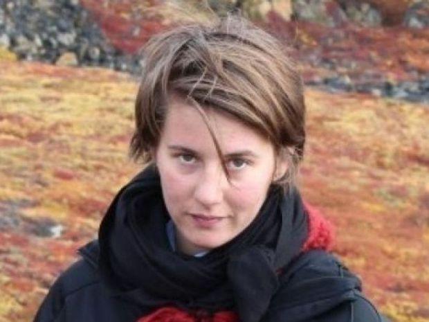 Danish student Rebekka Meyer