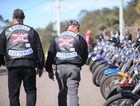 Outlaw motorcycle gang colours and logos would be outlawed under the proposed changes.