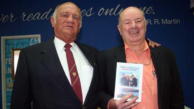 Maurice Hetherington and John Hooper.