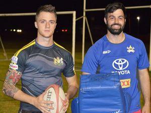 Welsh duo major part of 'Boks year