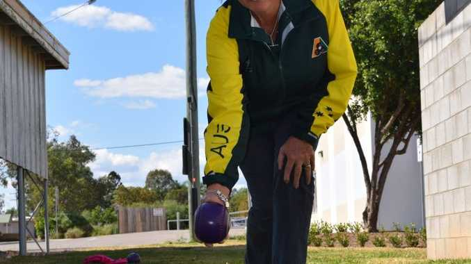Janet Hogan is headed to the world championships. Photo Emma Clarke / Central Telegraph