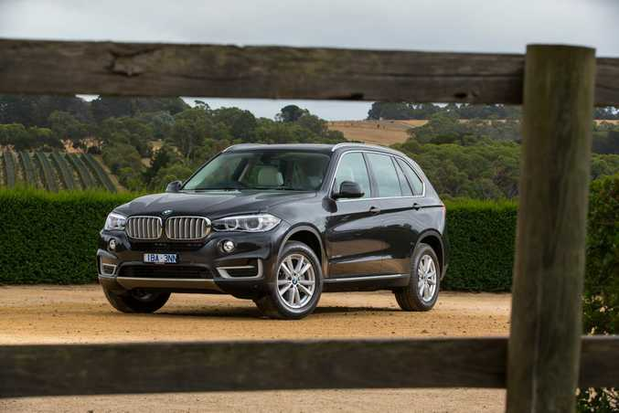 STILL STRONG: Enduringly talented X5 is arguably at its best in xDrive30d trim, with a fine blend of performance, luxury and economy