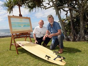 'Man, he could surf': Days of sun and sea remembered