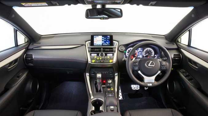 2015 Lexus NX 200t. Photo: Contributed.