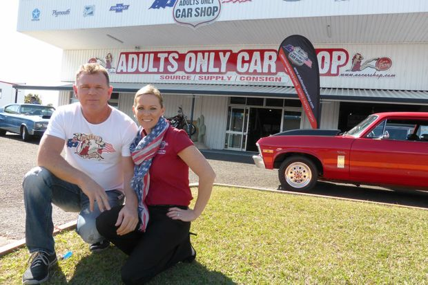 New Maroochydore Showroom For American Muscle Cars Queensland Times