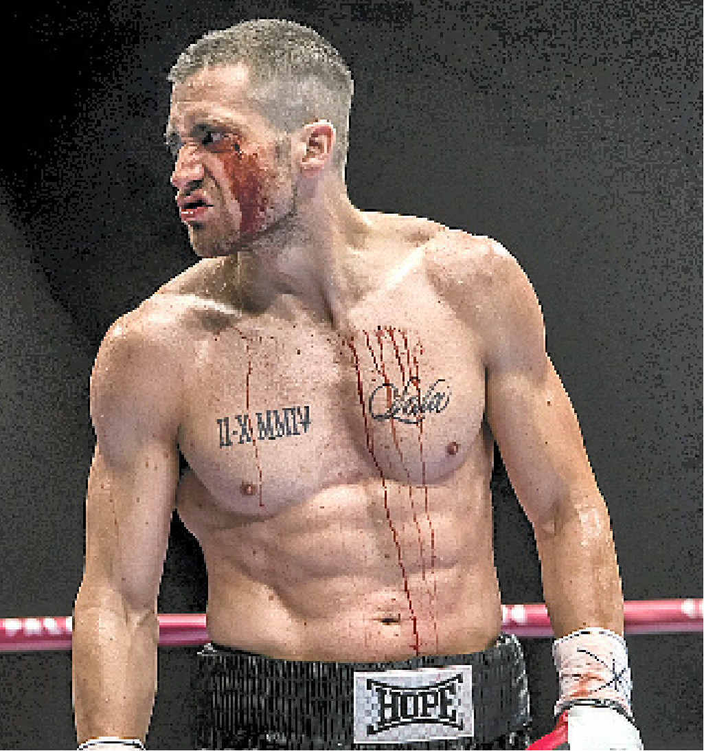 Movie Preview Southpaw News Mail