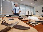 Raids: Guns, knives, ice, steroids, cannabis and cash seized