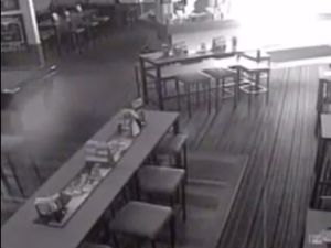 "Ghost filmed at Shaws Bay Hotel believed to be ""Little Sarah"""
