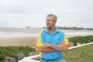 Fisho CQ owner Luke Hargreaves is devistated his seafood retail business has lost almost 40% of gross sales and he blames lack fo guidance and direction from the Queensland Government. Photo Nikita Watts / The Morning Bulletin ROK201011nfish1