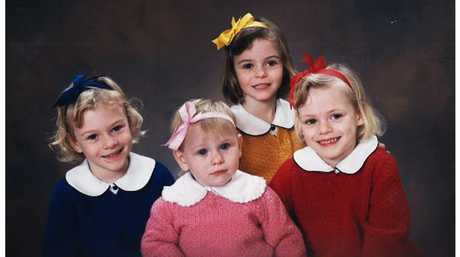 The Johnson sisters have been close friends since they were young. Photo: Contributed