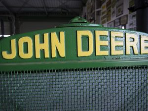 John Deere collection to sell at auction