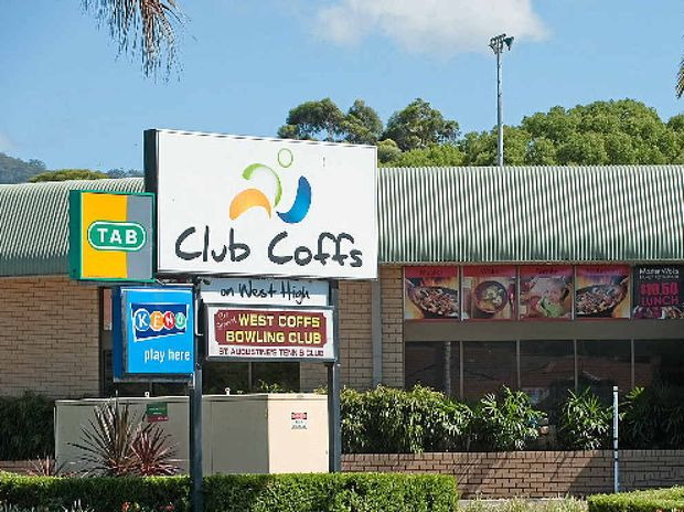 UNCERTAIN: The voluntary administration of Club Coffs on West High is in question. Trevor Veale