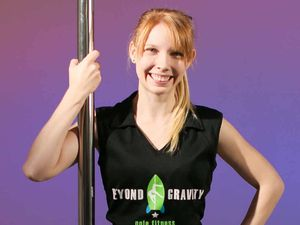 Zaneta Rose off to Miss Pole Dance Queensland heats