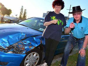 Abandoned car wreck angers Buddina residents