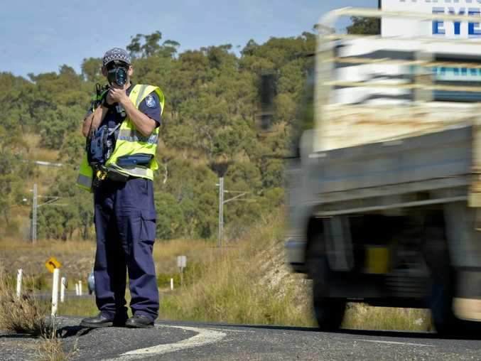 A study found that strict speed limit enforcement reduced drivers' attention on the road.