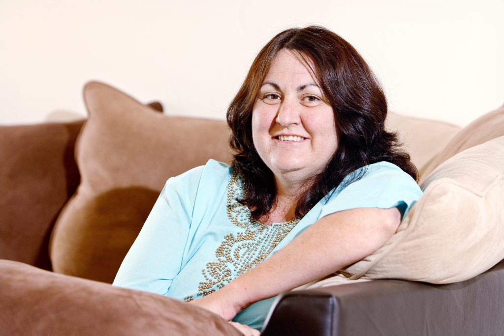 Michelle Kocsis was told that her first transplant would not be her last.