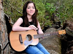 Talented teen destined to go far in world of country music