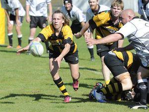 Yamba Buccaneers hit the dunes ahead of rugby season