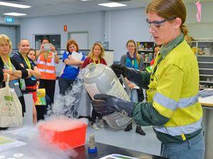 Science Week: Skye makes chemicals fun