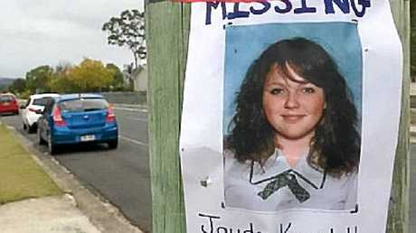 ANXIOUS TIMES: Police have widened their search for missing Gatton teen Jayde Kendall
