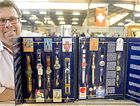 Antique Heritage Fair at Toowoomba Showgrounds this weekend.