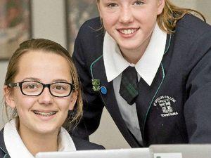 Toowoomba school flicks switch on new technologies