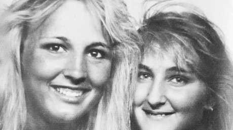The Chronicle is calling on Queensland Attorney-General Yvette D'Ath to order a coronial inquest into the brutal murder of Toowoomba teen Annette Jane Mason (right). Pictured here with her sister Linda Mason shortly before she was murdered.