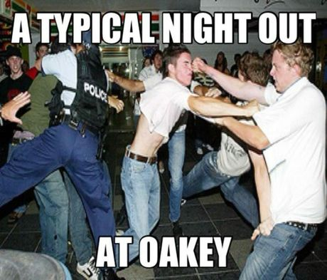 Oakey is a nice place to live but gets picked on by its city cousins.