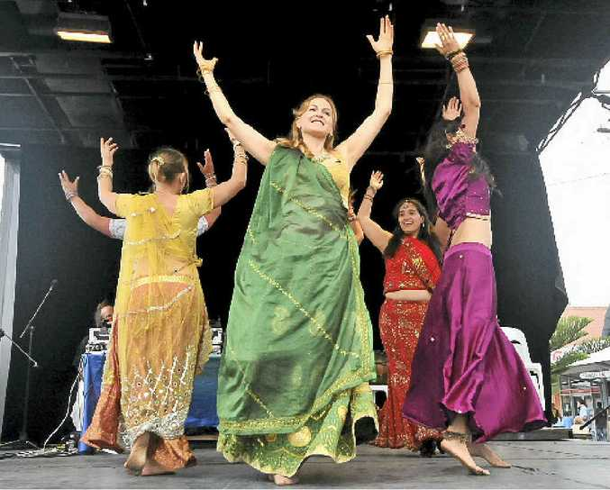DINNER AND A SHOW: Tickets are on sale now for Woolgoolga the Bollywood Musical.