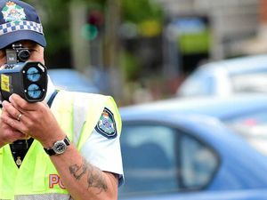 36 drivers a day being busted for speeding