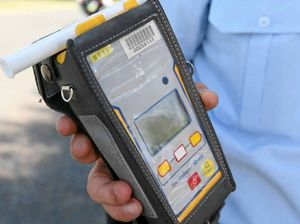 Police stunned by Ipswich woman's 0.296 reading