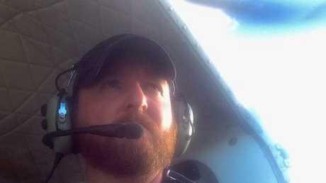 Rescue coordinator Senior Constable Brad Foat