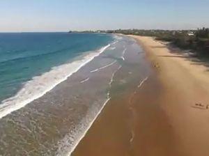 Sunshine Coast from the skies