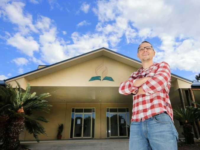 Chinderah Seventh Day Adventist Pastor David Asscherick.