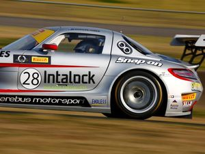 Mixed weekend for Mackay's GT driver