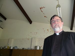 Second attack on Anglican op shop in two months