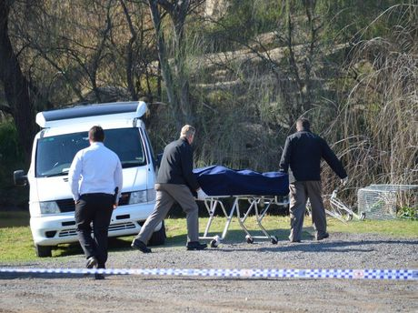 SHOCK DISCOVERY: A woman's body has been pulled from the Condamine River in Warwick.