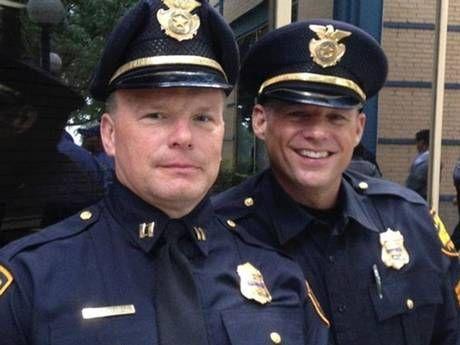 Captain Michael Gorhum reportedly killed himself last week