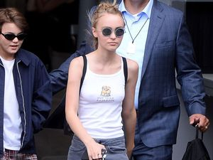 Johnny Depp's daughter isn't '100 percent straight'
