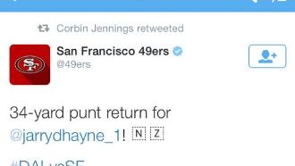 Did they put 'NZ' in a tweet about Jarryd Hayne?