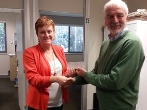 Library Friends donate funds for Byron Shire libraries