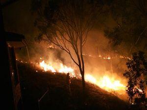 Norman Gardens control burn a blazing success