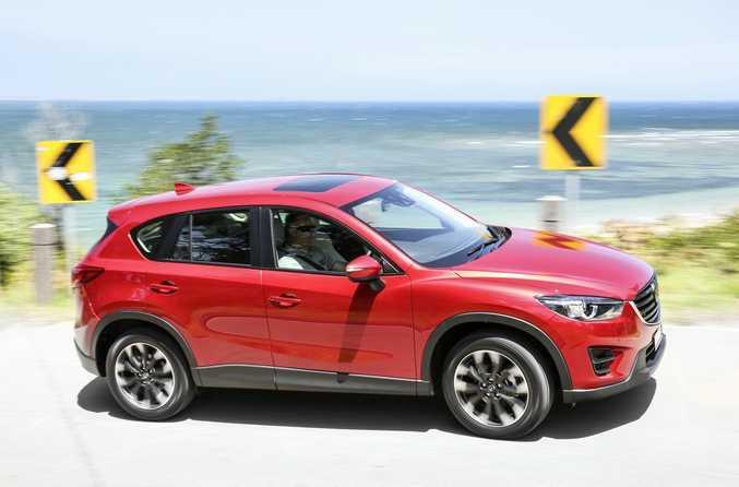 2015 Mazda CX-5 Photo: Contributed