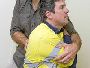 Warning to tradies about work related injuries