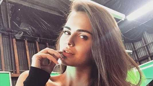 Xenia Deli, Photo from Instagram.