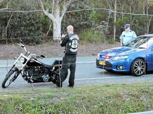 Bikie gang function on police radar in Coffs Harbour