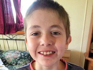 Freemasons help support family of nine-year-old burn victim